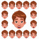 Boy Expressions with lip sync - GraphicRiver Item for Sale