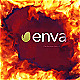 Fire Explosion Logo Reveal II - VideoHive Item for Sale