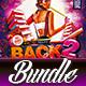 Back 2 School Flyer Bundle Vol.1 - GraphicRiver Item for Sale