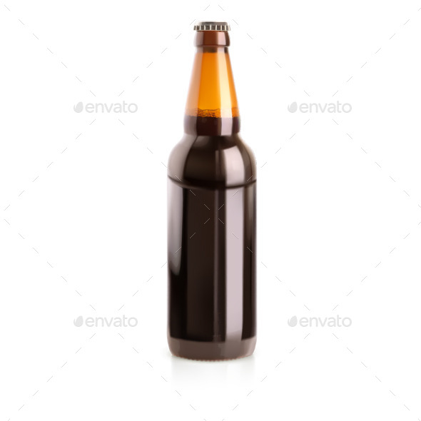 Bottle of the Beer  - Vectors