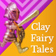 Clay Fairy Tales Broadcast Package - VideoHive Item for Sale