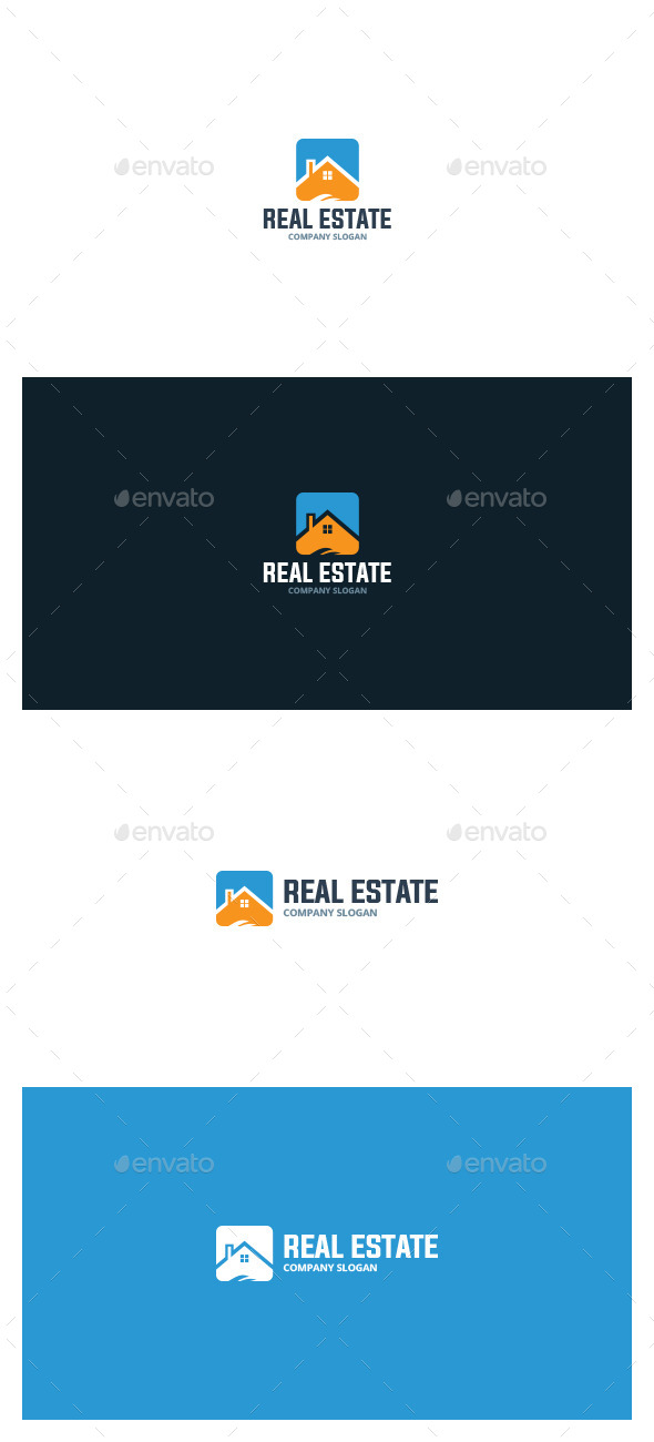 Real Estate Logo - Symbols Logo Templates