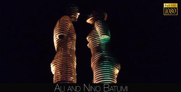 Ali and Nino Batumi 2