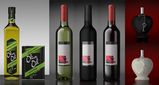 Bottles Visualisation