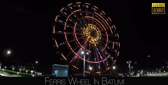 Ferris Wheel In Batumi 10
