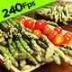 Tomatoes and Asparagus - VideoHive Item for Sale