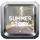 Fast Summer Story Opener - VideoHive Item for Sale