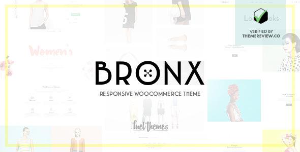 Bronx - Responsive WooCommerce Theme