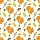 Seamless Forest Pattern - GraphicRiver Item for Sale