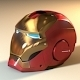Iron Man Suite Material V-Ray - 3DOcean Item for Sale