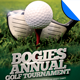 Golf Tournament Flyer Template - GraphicRiver Item for Sale