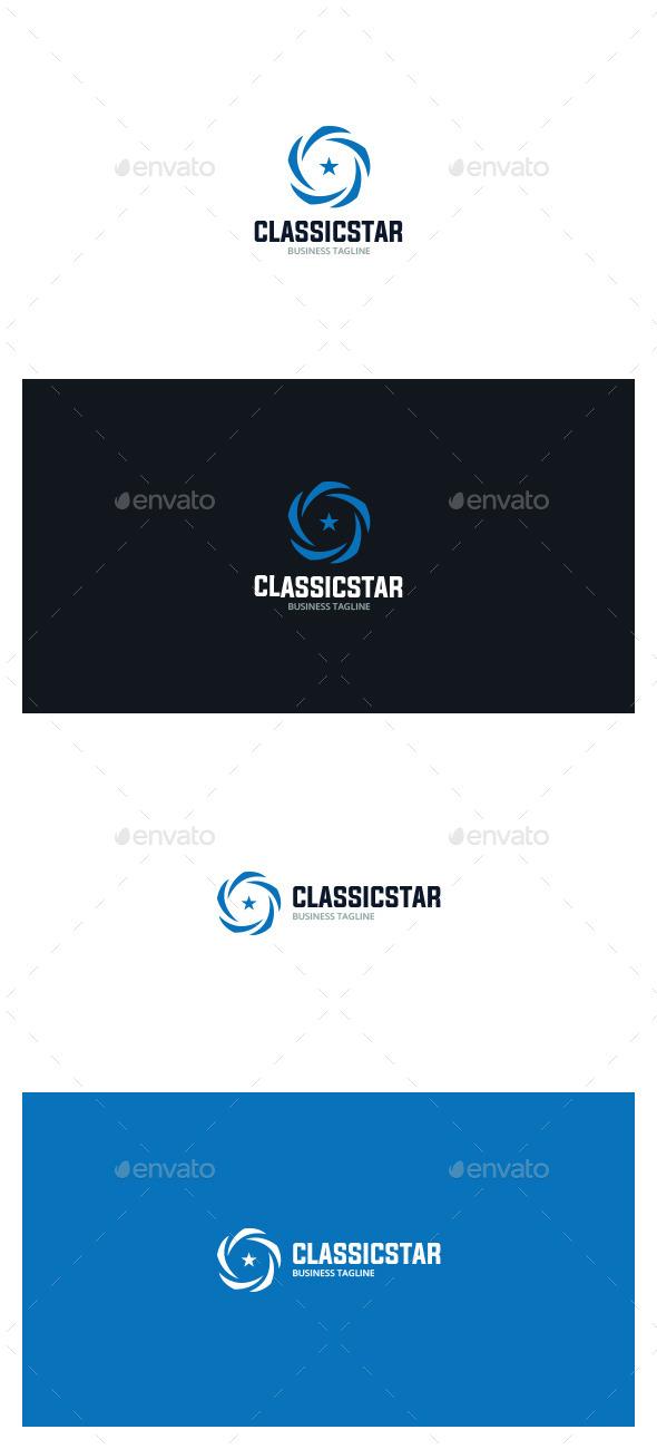 Classic Star Logo - Symbols Logo Templates