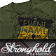 Download Strong Shield T-Shirt from GraphicRiver