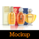 10 Basic Perfume Bottles & Boxes Mockup - GraphicRiver Item for Sale