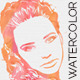 Watercolor Painting Photoshop Action - GraphicRiver Item for Sale
