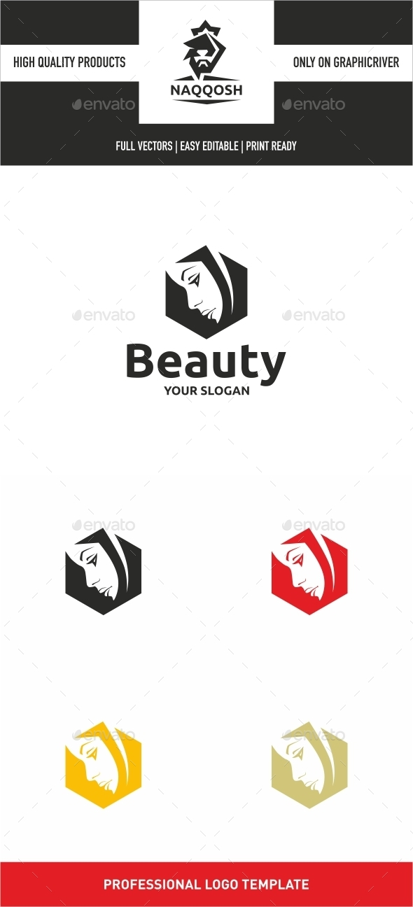 Beauty - Symbols Logo Templates
