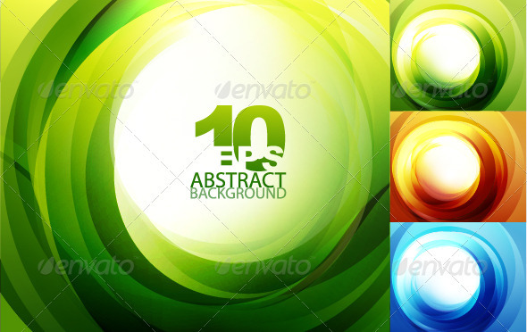 Swirl abstract backgrounds - Abstract Conceptual