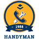 Handyman - Craftsman Business WordPress Theme - ThemeForest Item for Sale