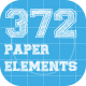 Paper Elements Pack - VideoHive Item for Sale