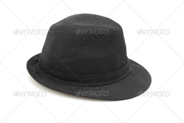 Black hat - Stock Photo - Images