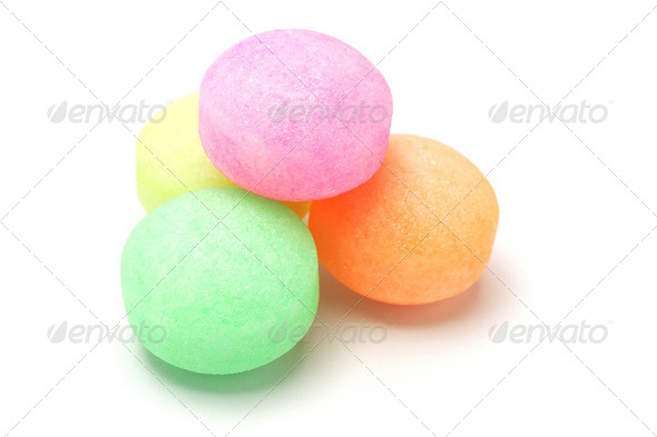 Naphthalene balls - Stock Photo - Images