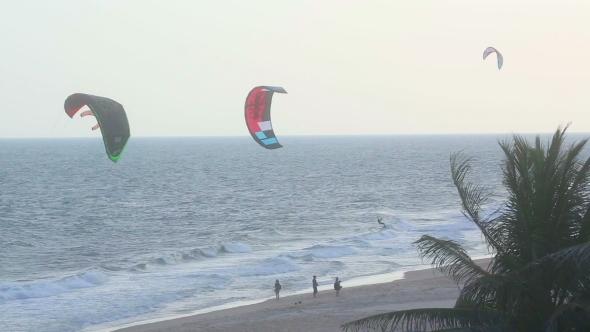 Kitesurfers Beach