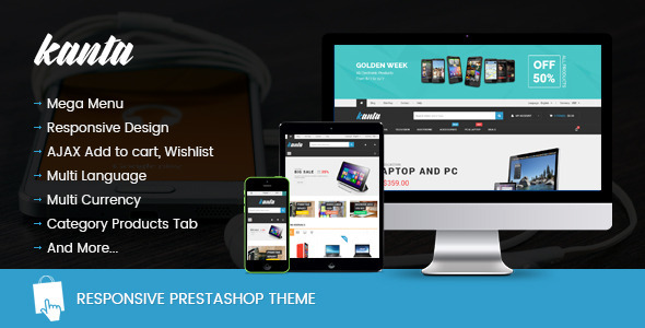 SNS Kanta - Digital Prestashop Theme