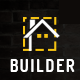 Builder - Responsive Construction drupal theme Nulled