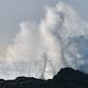 Waves Break On The Rocks - VideoHive Item for Sale