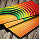 Rainbow Business Card - GraphicRiver Item for Sale