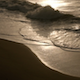 Sea Waves On Sand Beach - VideoHive Item for Sale