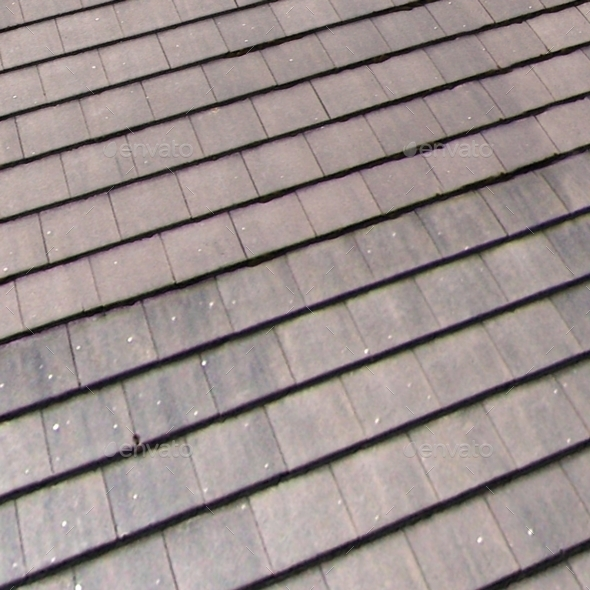 New Clean Roof Tiles Seamless Texture By Lucky Fingers