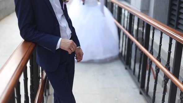 Groom Comes To The Bride