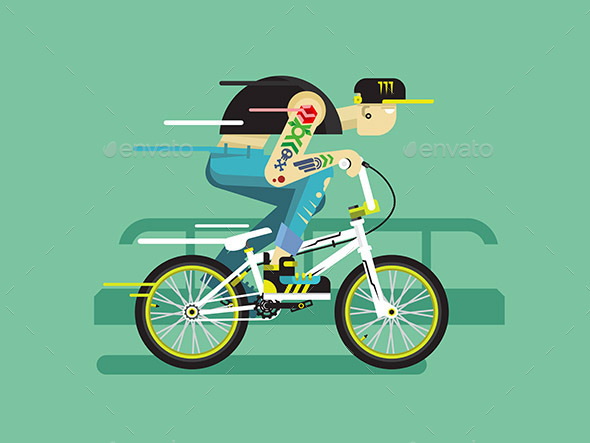 Active Bicyclist