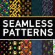 Halloween Seamless Patterns Set 3  - GraphicRiver Item for Sale