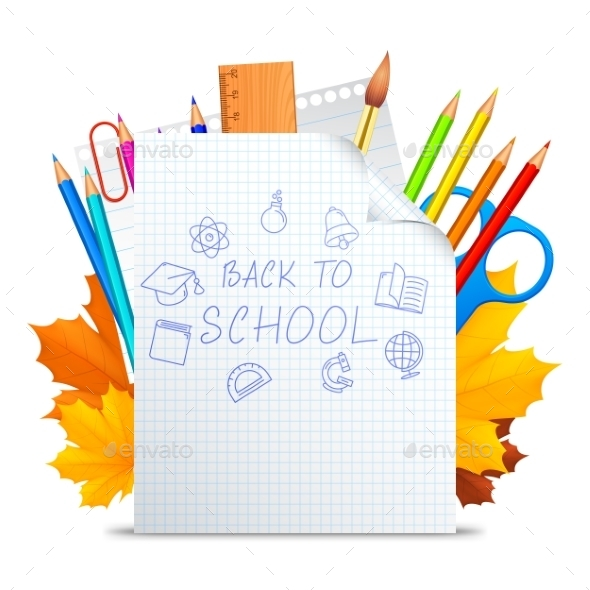 Back To School - Conceptual Vectors