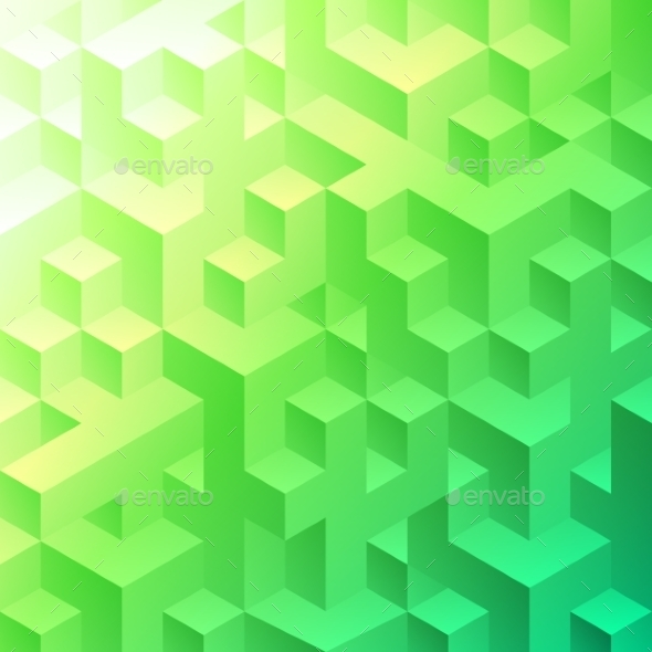 Abstract Geometric Background - Backgrounds Decorative