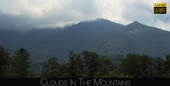 Clouds In The Mountains 3
