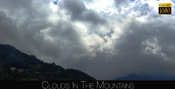 Clouds In The Mountains 5