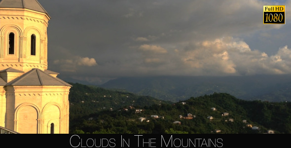 Clouds In The Mountains 7