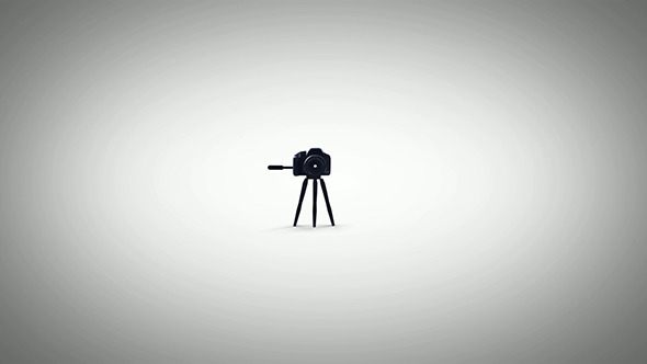 Photographers Animated Logo