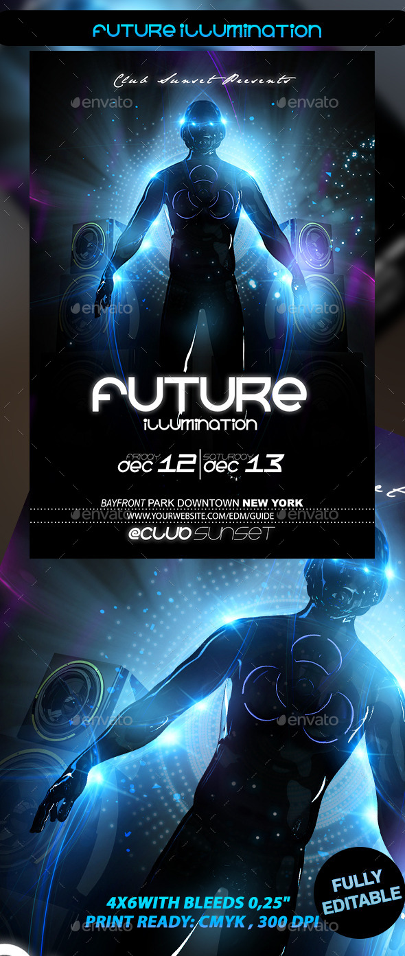 Future Illumination - Clubs & Parties Events