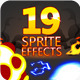 19 sprite effects - GraphicRiver Item for Sale