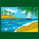 Summer Landscape - GraphicRiver Item for Sale