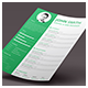 Personal Resume CV - GraphicRiver Item for Sale