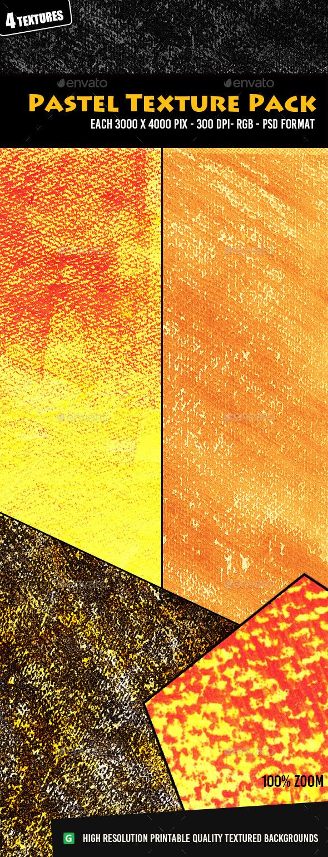 Pastel Texture Pack 54 - Art Textures