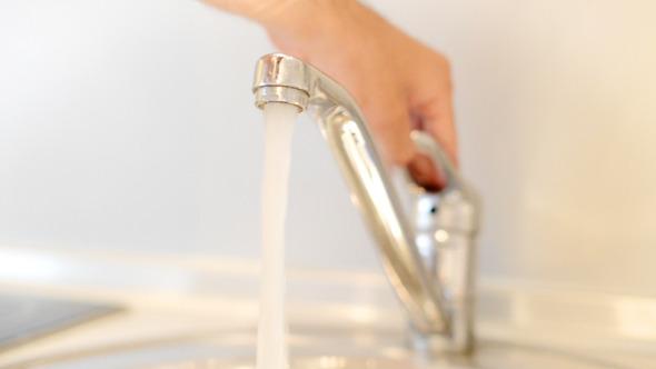 Tap Running Water