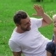 Father And Son High Five - VideoHive Item for Sale