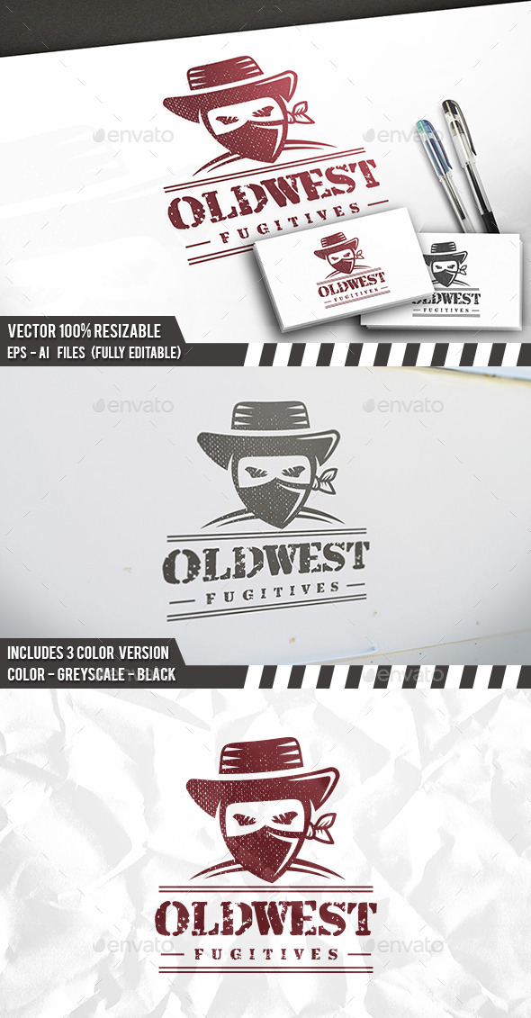 Outlaw Logo - Humans Logo Templates