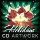 Happy Holidays CD Artwork - GraphicRiver Item for Sale